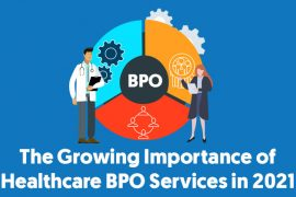 The Growing Importance of Healthcare BPO Services in 2021 banner