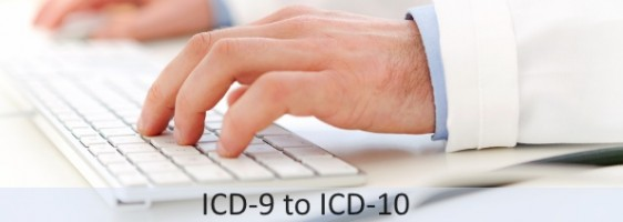 Transition from ICD-9 to ICD-10