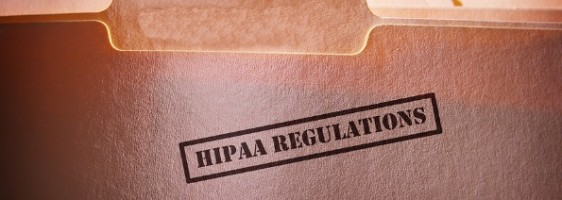 HIPPA security regulations
