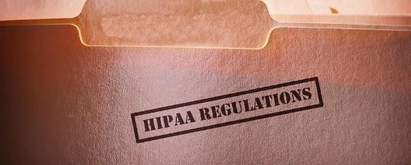 HIPPA security regulations