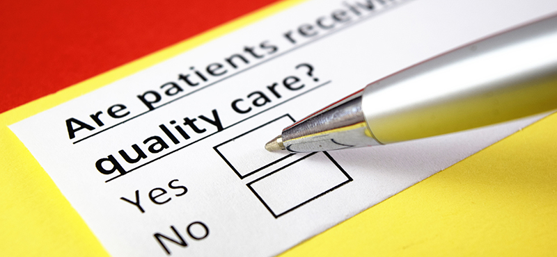 Quality Care in Healthcare 2020