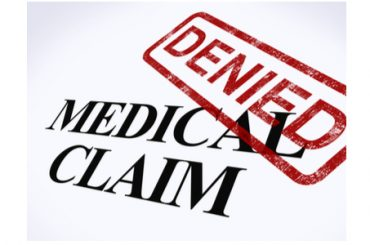 medical claim denials services