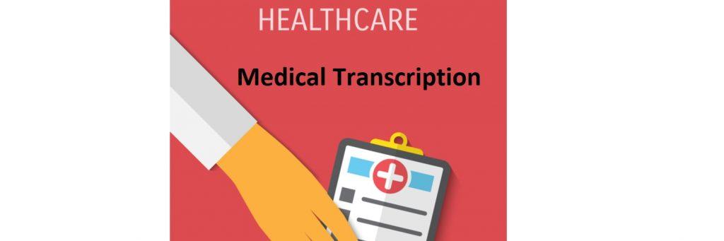 outsource medical transcription services
