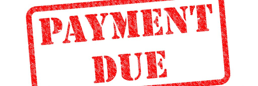 payment due of patients of medical billing