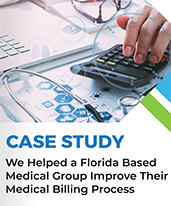 We helped a Medical Practice Optimize Their Medical Billing Process to Improve Bottom Line